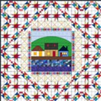 Gandiegow Hometown Quilt